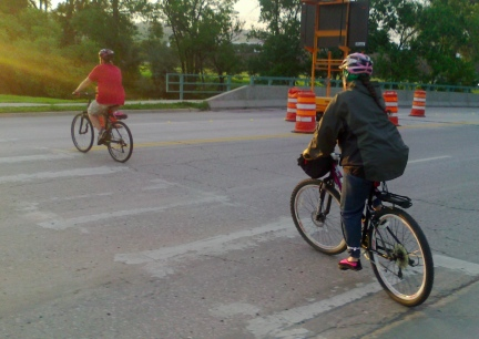 Why Did The Rider Cross The Road 2014-06-30  Blake Marna Rapid City, SD Bike Path