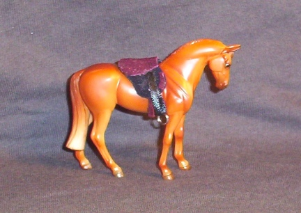 Breyer Horse SM Saddled