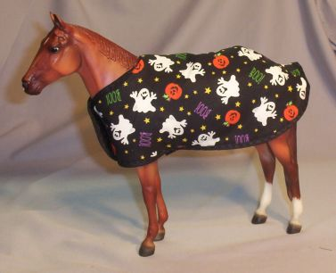 Breyer Horse BOO Ghost Coat