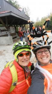 Katy Trail Bike Bash Karen Marna 2017-10-28
