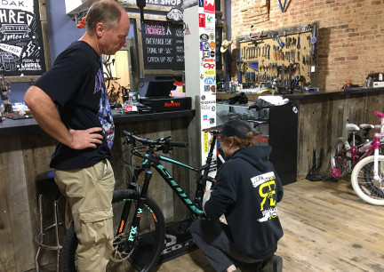 Adjusting Shocks 2017-11-17