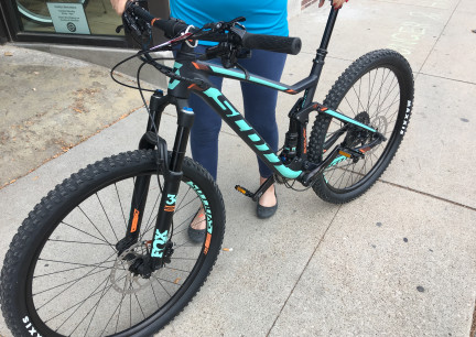 Bike Shopping 2017-11-16