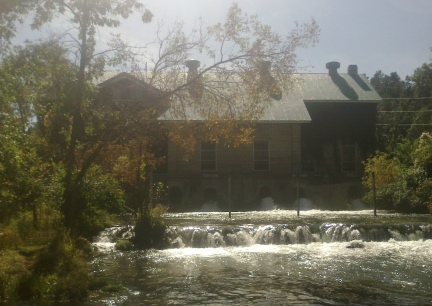 Spearfish Hydro Plant 2014-09-27
