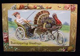 Thanksgiving Bicycle
