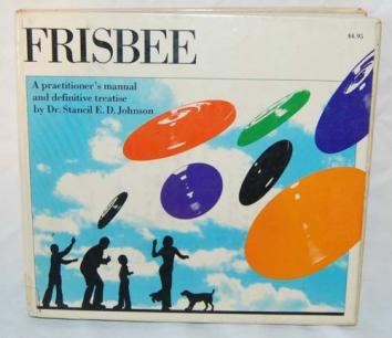 Frisbee Book