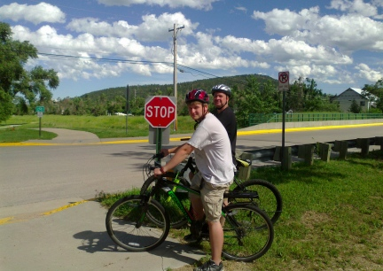 Full Legal Stop Sturgis Bike Trail  2014-06-29