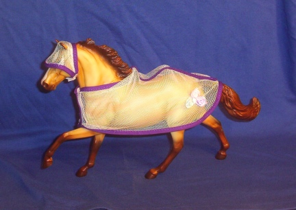 Fly Sheet and Mask Breyer Horse
