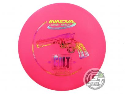 Marna's Pink Colt Disc Golf Putter