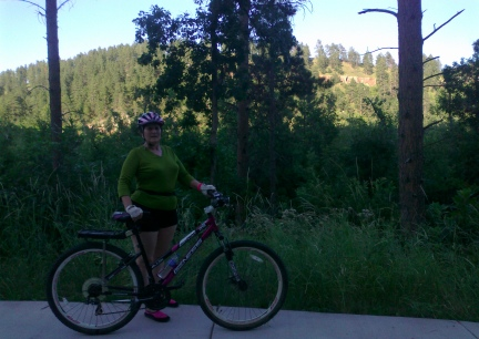 Marna Spearfish Canyon 2014-08-15