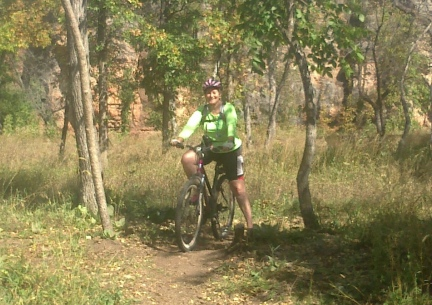 Marna Spearfish Canyon  2014-09-27